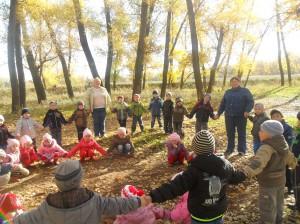Экологическое воспитание старших дошкольников: из опыта работы