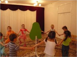 Духовно-нравственное воспитание ребенка в двигательной деятельности