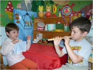 Формирование музыкальной культуры у дошкольников