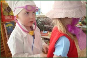 Сюжетно-ролевая игра дошкольника: программа тематического контроля