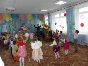 Развитие музыкальных способностей дошкольников