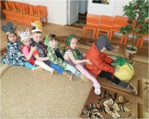 Сказка как средство воспитания дошкольника