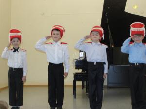 Музыкально-художественная деятельность детей
