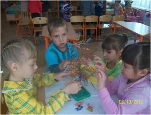 Бисероплетение для дошкольников: развитие мелкой моторики