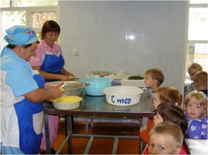 Ознакомление детей с профессиями взрослых