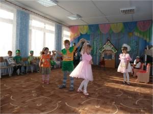 Развитие танцевального творчества дошкольников