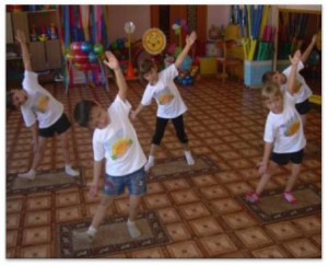 Танцевально-ритмическая гимнастика в физическом развитии дошкольников