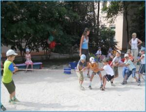 Малые олимпийские игры: сценарий