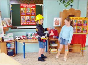 Формирование навыков пожарной безопасности у дошкольников