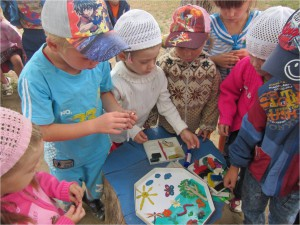 Предшкольная подготовка дошкольников, не посещающих ДОУ