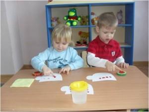 творческое самовыражение детей