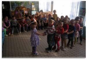 театрально-игровая деятельность детей