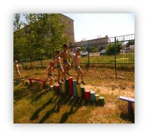 Валеология в детском саду