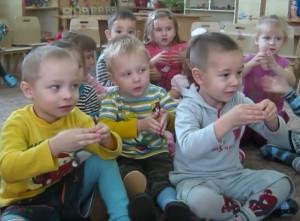 пальчиковые игры в детском саду