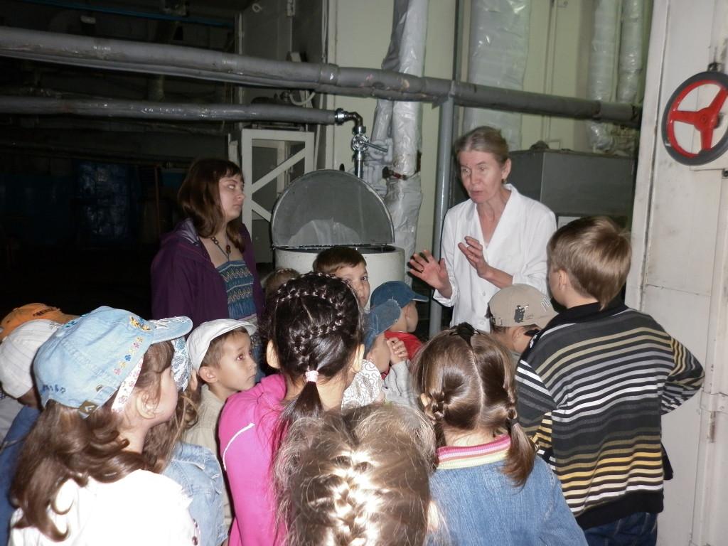 Экскурсии для дошкольников