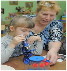 экспериментальная деятельность детей в ДОУ