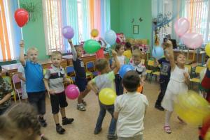 самостоятельная двигательная активность детей