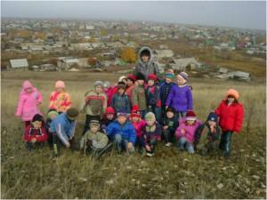 Становление экологического сознания дошкольника